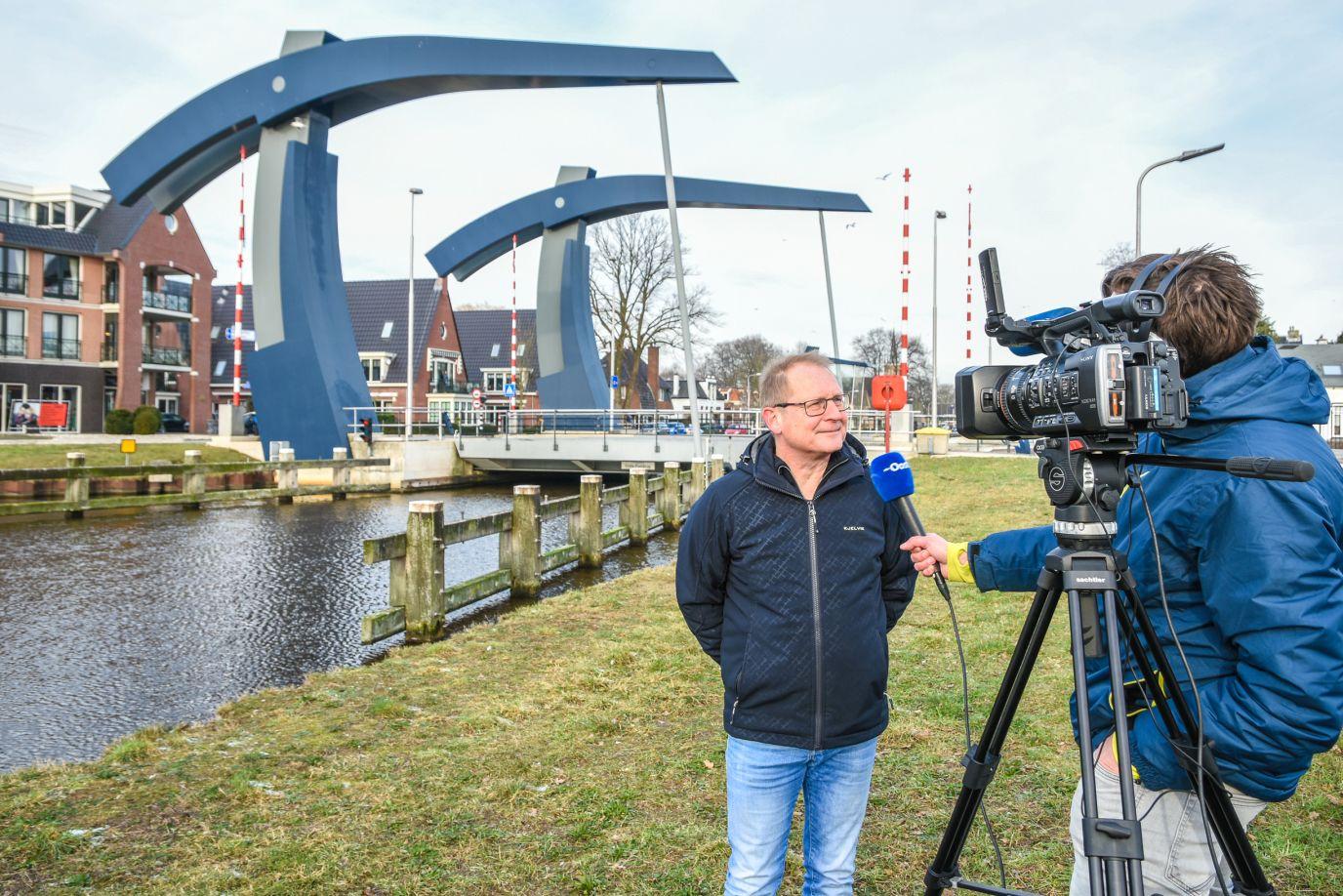 RTV Oost op bezoek