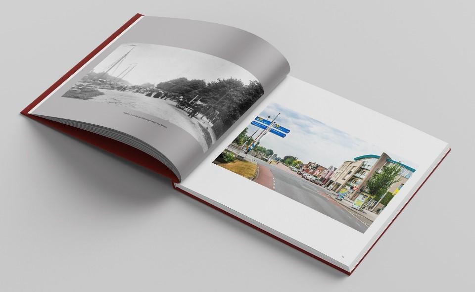 Jubileumboek 'Veranderend Vroomshoop'